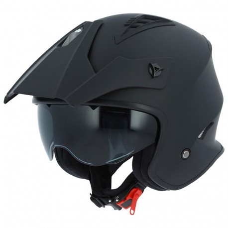 Casco astone minicross