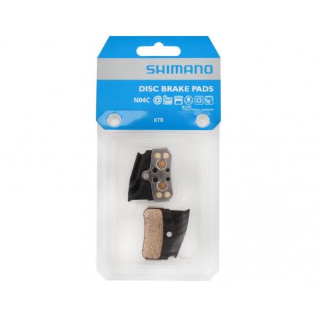 Shimano disc brake pads N04C