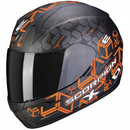 Casco integrale Scorpion Exo-390 Cube