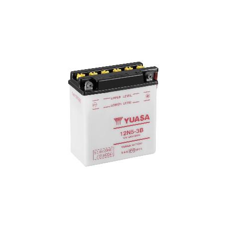 Batteria Yuasa 12N5-3B