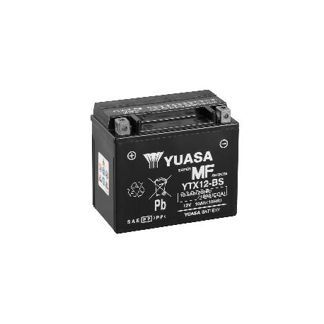 Batteria Yuasa YTX12-BS