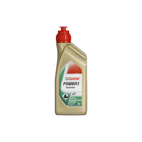 Castrol Power 1 scooter 2T 1Lt