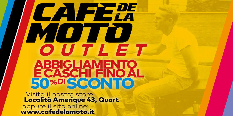 Outlet Café de la Moto