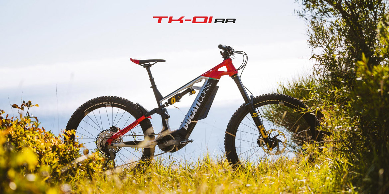 Nuova Thok TK01 RR Ducati